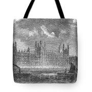 Great Britain: Parliament Tote Bag