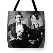 Jefferson Davis (1808-1889) Tote Bag