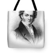 Martin Van Buren (1782-1862) Tote Bag