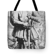 Paracelsus, Swiss Polymath Tote Bag by Science Source
