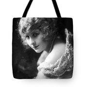 Pearl White (1889-1938) Tote Bag