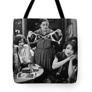 Silent Still: Showgirls Tote Bag by Granger
