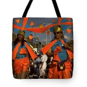 West Indian Day Parade Brooklyn Ny Tote Bag