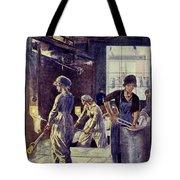 World War I: U.s. Poster Tote Bag