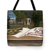 1000 Years To Glory Of Russia Tote Bag