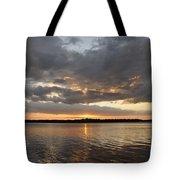 10000 Islands Sunset Tote Bag