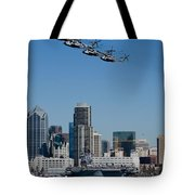 100th Anniversary Of Naval Aviation Tote Bag