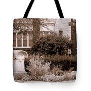 10th And Woodruff Tote Bag