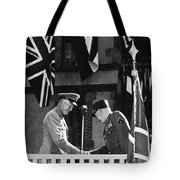 Dwight D. Eisenhower Tote Bag