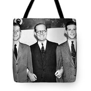 John F. Kennedy (1917-1963) Tote Bag