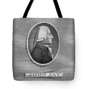 John Jay (1745-1829) Tote Bag