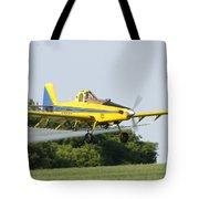 Plane Tote Bag