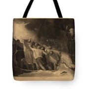 Shakespeare: Tempest Tote Bag