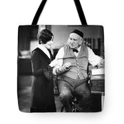 Silent Film Still: Offices Tote Bag by Granger