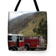 Barnett Fire Tote Bag