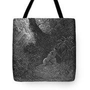 Milton: Paradise Lost Tote Bag