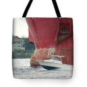 Port Huron To Mackinac Race Tote Bag
