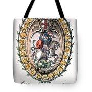 William The Conqueror Tote Bag