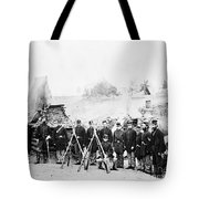 Civil War: Soldiers Tote Bag