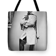 Civil War: Union Soldier Tote Bag