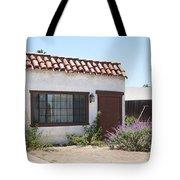 Old Town San Diego Tote Bag