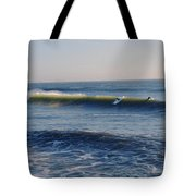 Surfers Make The Ocean Better Series Tote Bag