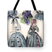 Womens Fashion, 1842 Tote Bag