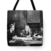 Film Still: Telephones Tote Bag