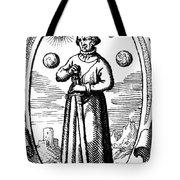 Paracelsus, Swiss Polymath Tote Bag