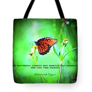 14- The Butterfly Tote Bag