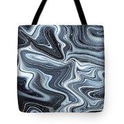 Digital Art Abstract Tote Bag