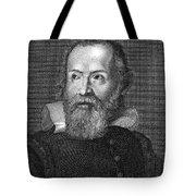 Galileo Galilei (1564-1642) Tote Bag