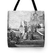 Peter I (1672-1725) Tote Bag by Granger