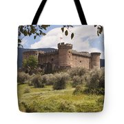 15th Century Castle Of The Duke Of Tote Bag