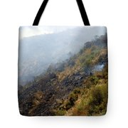 Barnett Fire Tote Bag