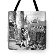 Foxe: Book Of Martyrs Tote Bag
