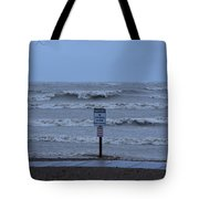 Hurricane Sandy Tote Bag