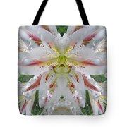 Lily Fantasy Tote Bag