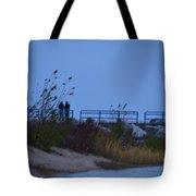 Hurricane Sandy Tote Bag