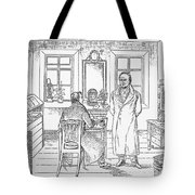 Johann Goethe (1749-1832) Tote Bag