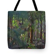 17- Welcome To The Jungle Tote Bag