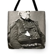 Winfield Scott (1786-1866) Tote Bag
