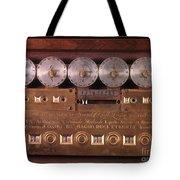 17th Century Calculating Machine Tote Bag