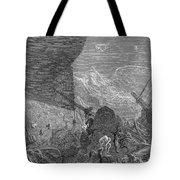 Coleridge: Ancient Mariner Tote Bag