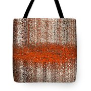 Color Rust Tote Bag