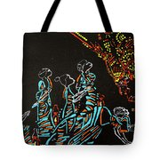 Wise Virgins Tote Bag