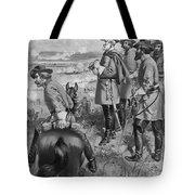 Robert E. Lee (1807-1870) Tote Bag