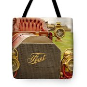 1905 Fiat 60hp Quimby Touring Tote Bag
