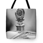 1909 Rolls-royce Silver Ghost Hood Ornament 2 Tote Bag