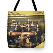 1912 Mercer Raceabout Engine Tote Bag